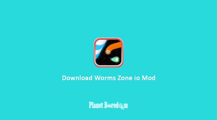 Worms Zone io Mod