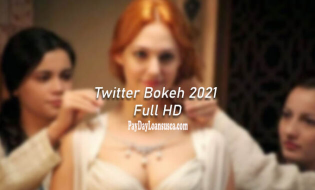 Twitter Bokeh 2021 Full HD
