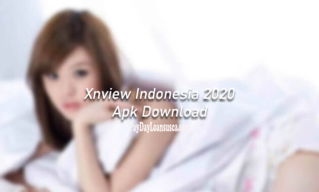 Xnview Indonesia 2020 apk